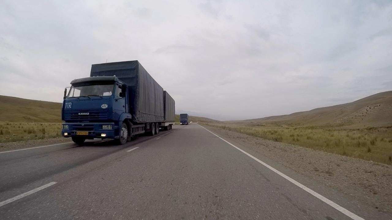 Road Upgrade Propels Trade in the Kyrgyz Republic