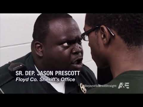 Beyond Scared Straight - Funniest moment ever