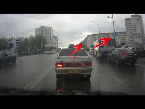 Новые маршруты в Перми - экзаменационный маршрут №3