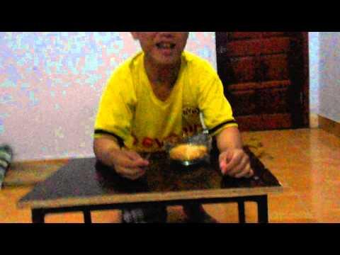 H.TUẤN - Hướng dẫn nấu nước sôi và nấu mì
