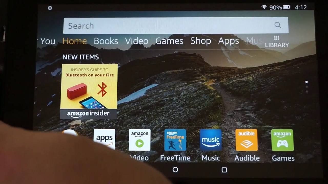 Part 1 Install the Google Play store, Fully Kiosk Browser & Action Tiles on  a Amazon Kindle