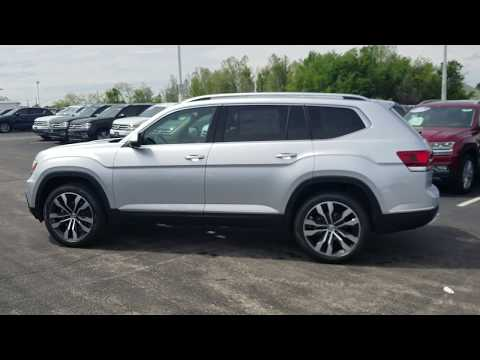 2019 VW Atlas 3.6 SEL Premium 4Motion