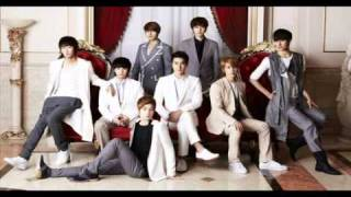 SUPER JUNIOR-M - 命運線(Destiny)
