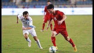 Kết quả U23 Việt Nam vs U23 Uzbekistan: Văn Đức tỏa sáng, U23 Việt Nam hòa kịch tính Uzbekistan