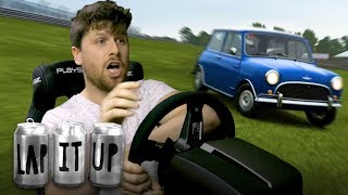 Jazza Pushes It To The Limit!! | Lap It Up thumbnail