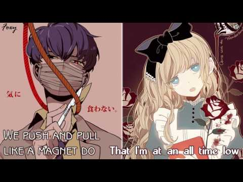 「Nightcore」→ Shape Of You/ All Time Low (Switching Vocals) || MASHUP
