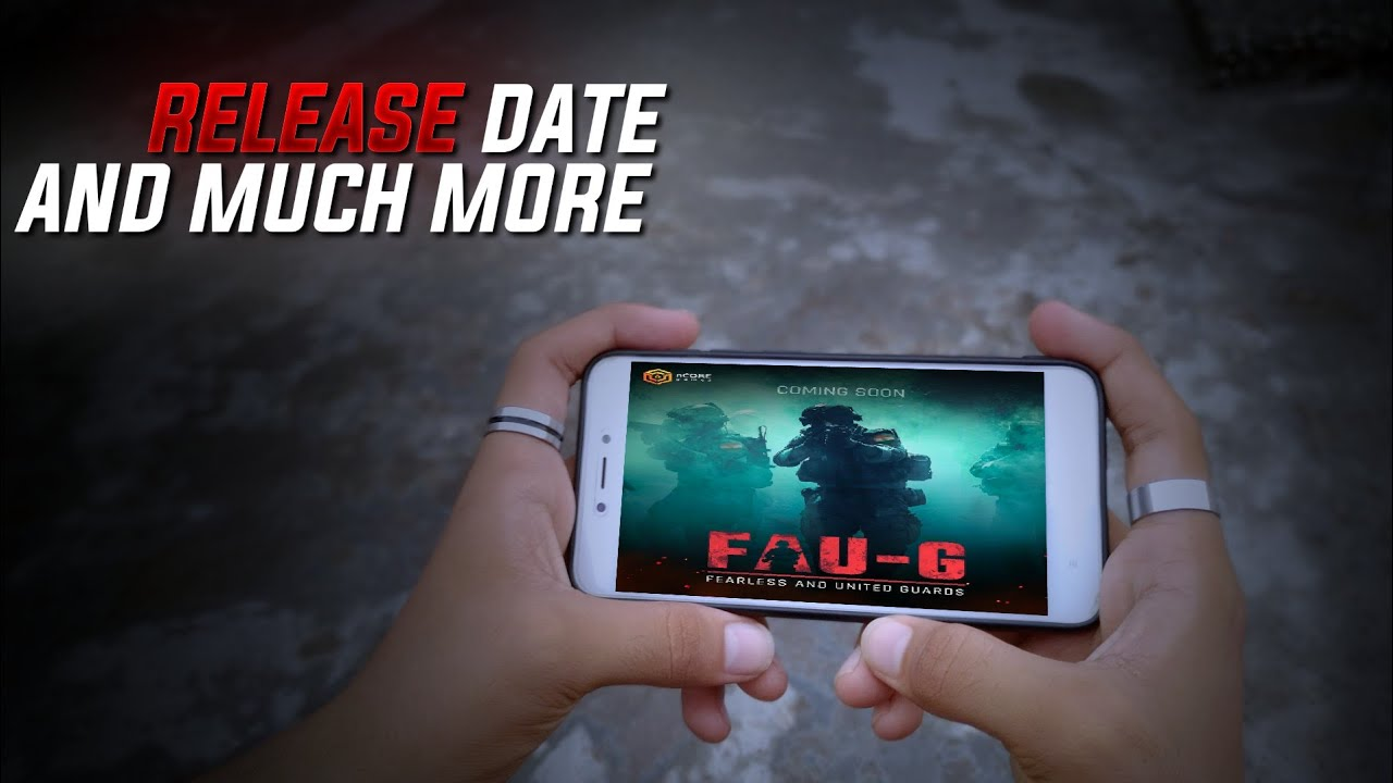 💥All Details Of New FAU-G Game | Release Date Of FAU-G Game | File Size Of FAU-G Game | PhyscoLite