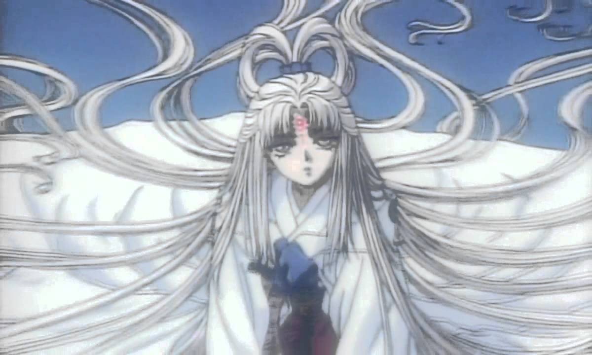 X 1999 CLAMP official anime music video trailer (HD) - YouTube