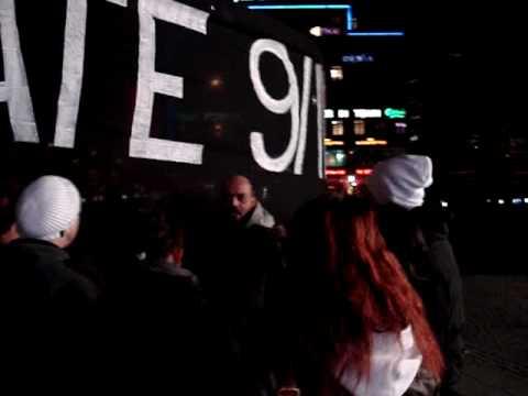 911 Action in Copenhagen No.1