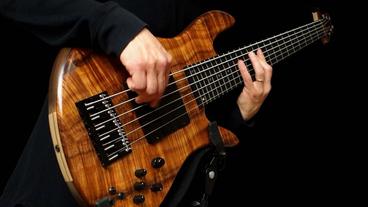 six string bass solo in altered tuning cliffs of aquinnah youtube. Black Bedroom Furniture Sets. Home Design Ideas