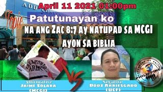 Defenders of faith official April 11,2021 3pm