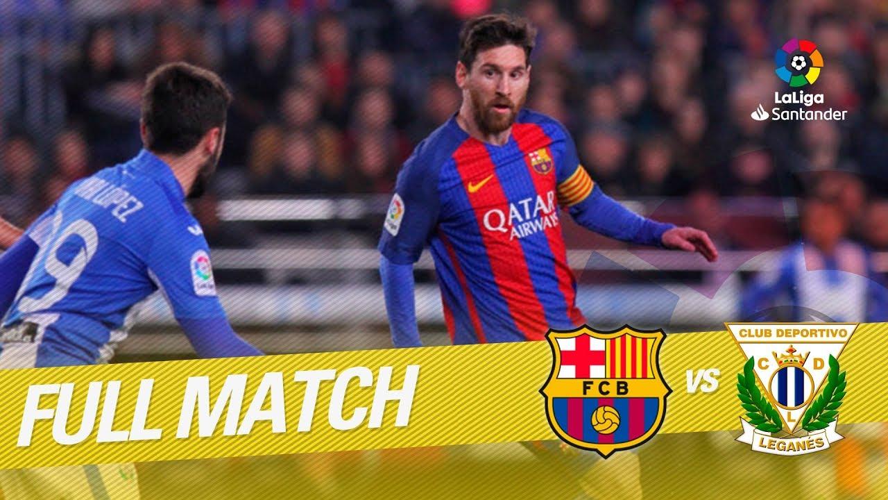How to Watch Barcelona vs Leganes, La Liga Live Stream ...