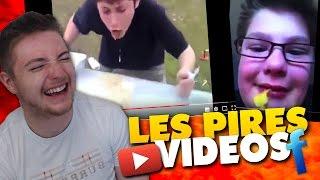LES PIRES VIDEOS D'INTERNET ! (Facebook/Youtube...)