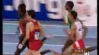 Higuero bronce en mundial atletismo Valencia 2008