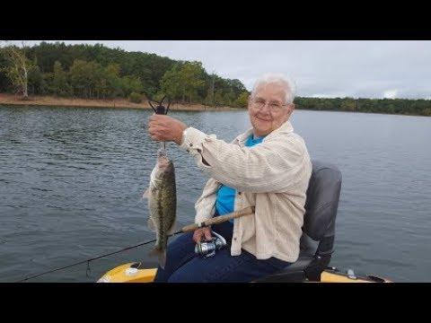 Table Rock Lake Video Fishing Report October 1 2019