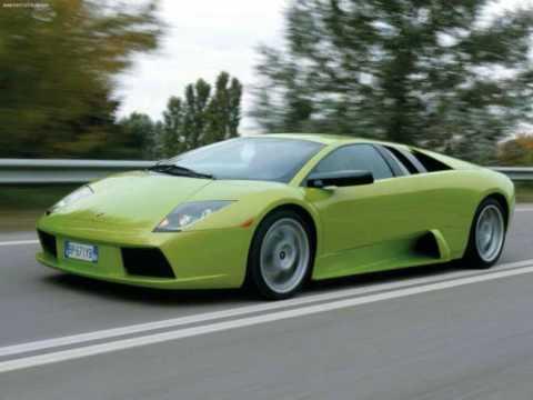 2002 Lamborghini Murcilago Youtube
