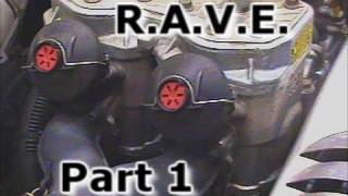 Cleaning R.A.V.E. Valves 2000 MXZ 700: PART 1