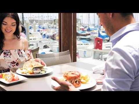 Restaurant Commercial For Bluewater Grill Redondo Beach