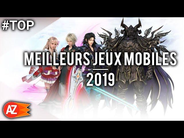 MEILLEURS JEUX MOBILES 2019