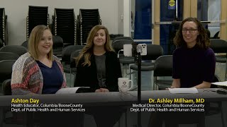 COVID-19 Q and A with Ashton Day and Dr. Ashley Millham, MD