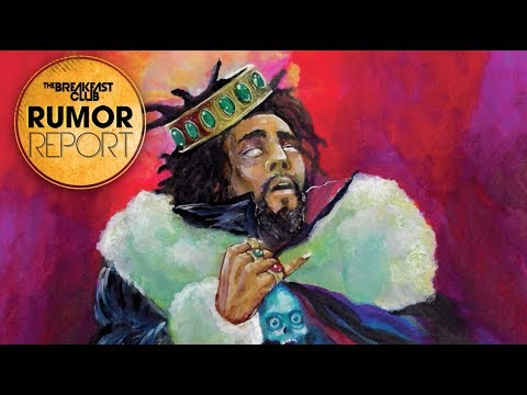 J. Cole's 'KOD' Takes No. 1 Spot On Billboard 200 Chart