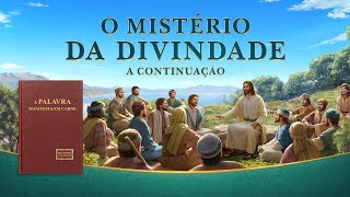 """Filme gospel """"O mistério da divindade: a continuação"""" Deus é a verdade, o caminho e a vida (Trailer)"""