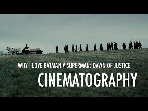 Why I Love Batman v Superman: Dawn of Justice - Cinematography