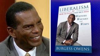 Super Bowl champion: Liberalism turns good men into wimps