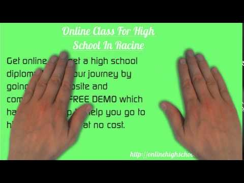Alternative High School In Racine Online High School Wisconsin