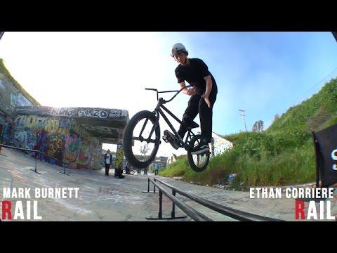 Subrosa X TCU Game Of RAIL - Ethan Corriere VS Mark Burnett