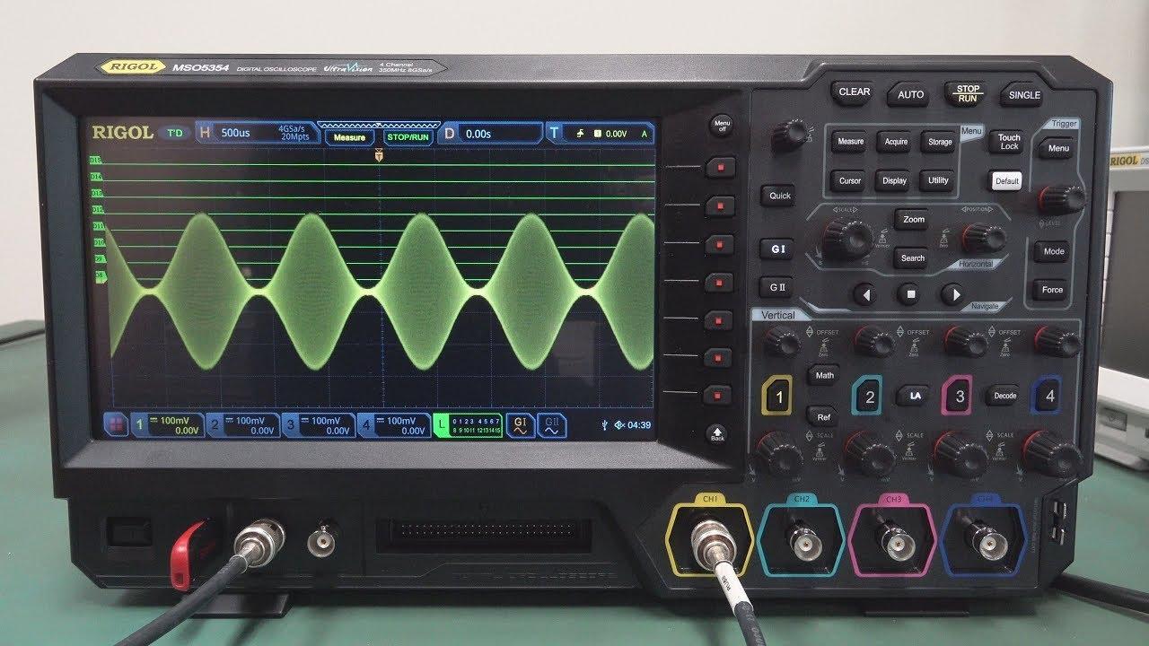 MSO-5074 | Oscilloscopes