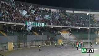 Coppa Italia, Calcio Avellino-Nola 0-1