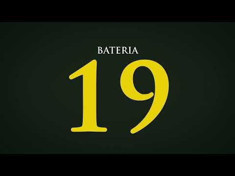 BATERIA 19