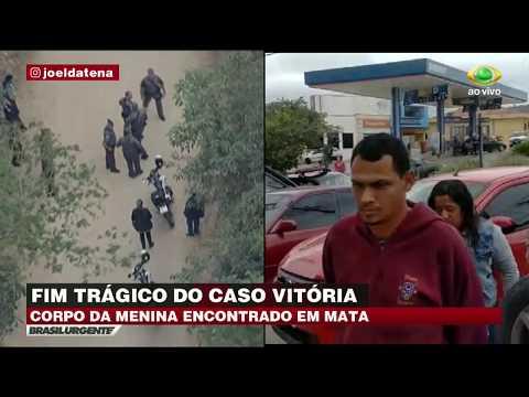 Caso Vitória já tem suspeito preso pelo crime