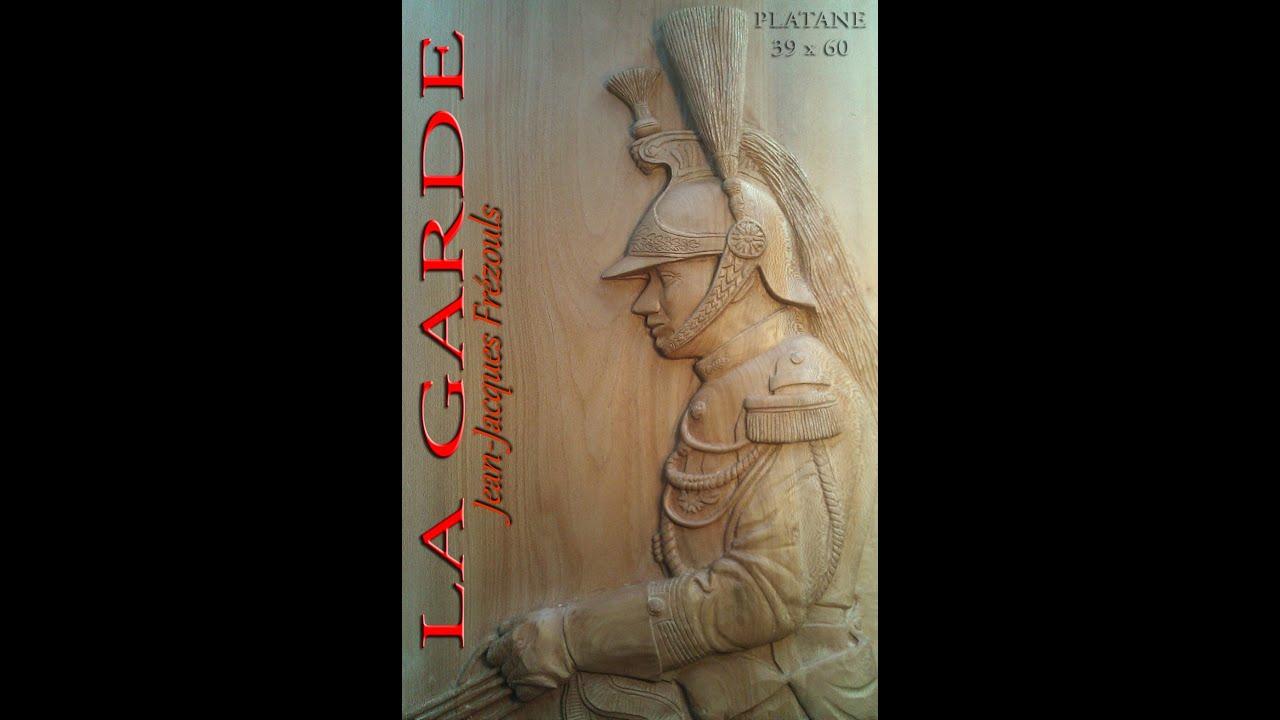 Sculpture sur bois la garde youtube - La sculpture sur bois ...