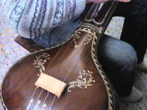 On request of mr. Rajanikant Chandwadkar: The sound of my tanpura only!