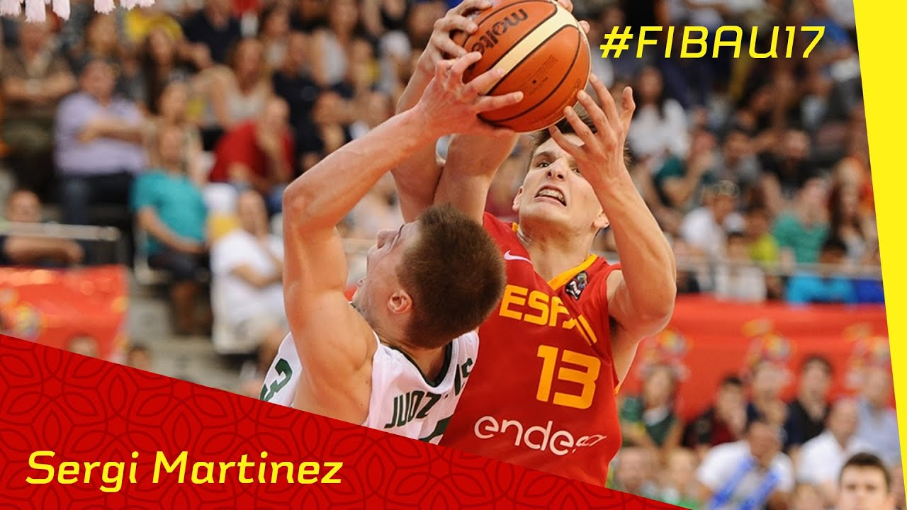 Sergi Martinez - All-Star Five