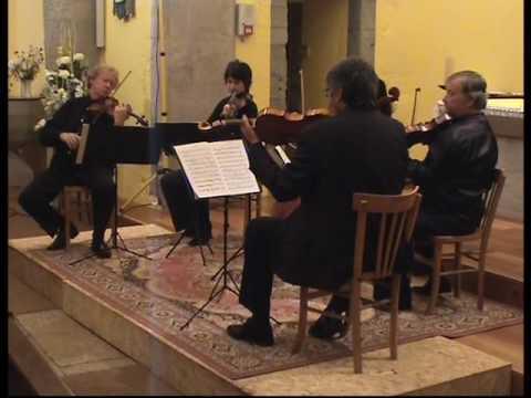 Antonin DVORAK ,MARTINU Quartet and Pierre Henri XUEREB,string quintet op.97