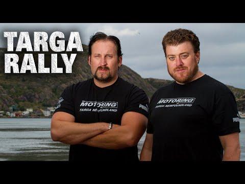 Trailer Park Boys on the Rock: The Targa Newfoundland Rally