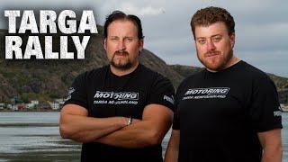 On the Rock with the Trailer Park Boys: The Targa Newfoundland Rally