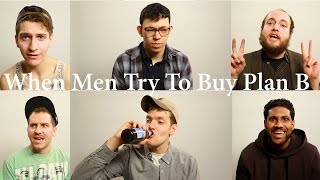Draw The Line: When Men Try To Buy Plan B