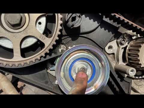 Замена ремня грм VW Passat b5 1.6 /2.0ALZ AKL/