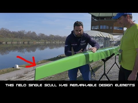 Nelo's New Single Scull Could Be A Fast Design