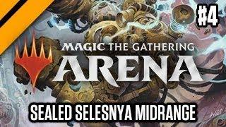 MTG:Arena Guilds of Ravnica - Sealed Izzet Aggro P1 (sponsored