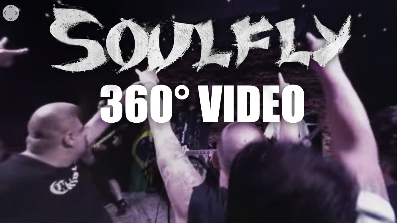 SOULFLY — Archangel (OFFICIAL 360 MUSIC VIDEO)