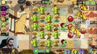 Plants vs Zombies 2 - PIRAMIDA Cz. 7 POZIOM 33!