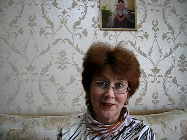 Изображение предпросмотра прочтения – ТамараШершнева читает отрывок изпроизведения «Обломов» И.А.Гончарова