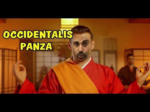 OCCIDENTALI'S PANZA - PARODIA SICILIANA GABBANI