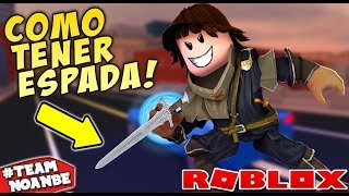 Get ESPADA and New ROBO in JAILBREAK (New Update Swords) Roblox in Spanish
