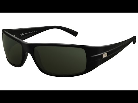 a5ddec6d989 Ray Ban RB 4057 601 UNBOXING - YouTube